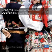 Brahms Ungarische Tänze, Dvorak Slawische Tänze (Classical Choice)