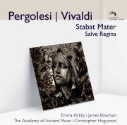 Pergolesi Stabat Mater, Salve Regina; Vivaldi