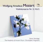 Mozart Violinkonzerte 3, 4 & 5 (Audior)