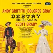 Destry Rides Again (1959 Original Broadway Cast Recording)