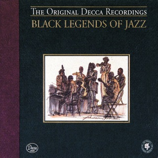 Black Legends Of Jazz