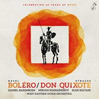 R. Strauss: Don Quixote – Ravel: Bolero
