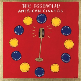 The Essential American Singers