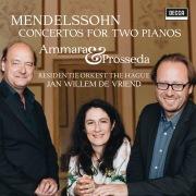 Mendelssohn: Concertos For Two Pianos MWV O 5 and 6
