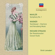 Mahler: Symphony No. 1; Wagner; Strauss