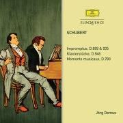 Schubert: Impromptus, Klavierstücke, Moments Musicaux