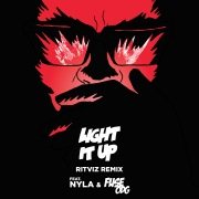 Light It Up (feat. Nyla & Fuse ODG) [Ritviz Diwali Edition]