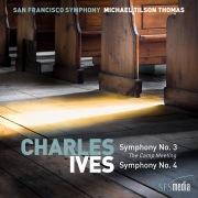 "Ives: Symphony No. 3, ""The Camp Meeting"" & Symphony No. 4"