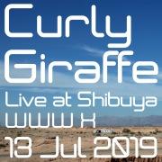 Live at Shibuya WWW X / 13 Jun 2019
