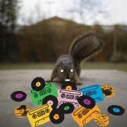 Squirrel Tape Instrumentals, Vol. 1