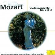 Mozart: Violin Concertos No. 3 K.216 & No. 2 K.211