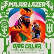 Que Calor (with J Balvin & El Alfa) [Good Times Ahead Remix]