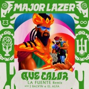 Que Calor (with J Balvin & El Alfa) [La Fuente Remix]