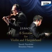 J.S. バッハ:ヴァイオリンとチェンバロのためのソナタ全集