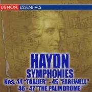 Haydn: Symphonies Nos. 44-45-46-47