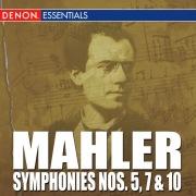 Mahler: Nos. Symphonies 5, 7 & 10