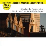 Tchaikovsky: Symphonies No. 4, 5 & 6