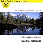 Tchaikovsky: Symphonies No. 5 & 6
