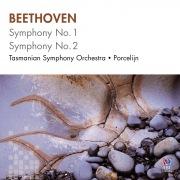 Beethoven: Symphony No. 1, Symphony No. 2