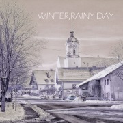 Winter, Rainy Day