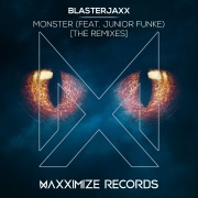 Monster (feat. Junior Funke) [The Remixes]