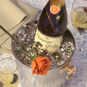 Champagne Affection (Wongo Remix)