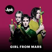Girl from Mars (2020 - Remaster)