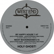My Happy House / Nicky Buckingham (Justin Strauss & Max Pask Remixes)