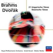 Brahms, Dvořák: 21 Ungarische Tänze / Slawische Tänze
