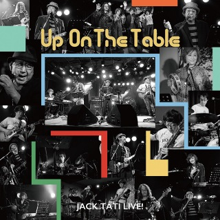 UP ON THE TABLE