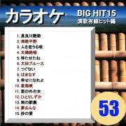 カラオケ BIG HIT15 演歌有線ヒット編 53