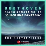"The Masterpieces, Beethoven: Piano Sonata No. 13 in E-Flat Major, Op. 27, No. 1 ""Quasi una fantasia"""