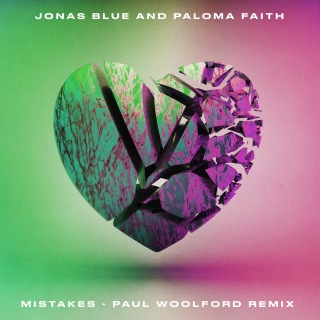 Mistakes (Paul Woolford Remix)