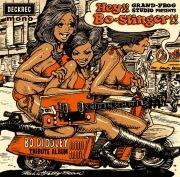 """BO DIDDLEY TRIBUTE ALBUM """"HEY! BO-SLINGER!!"""""""