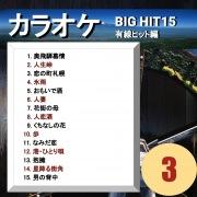 カラオケ BIG HIT 15 有線ヒット編 3