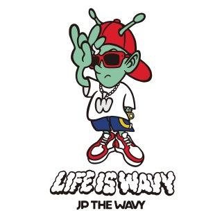 LIFE IS WAVY