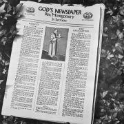 God's Newspaper (Live)