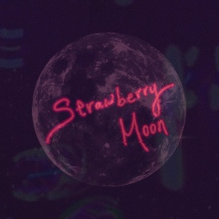 Strawberry Moon (feat. HALLCA)