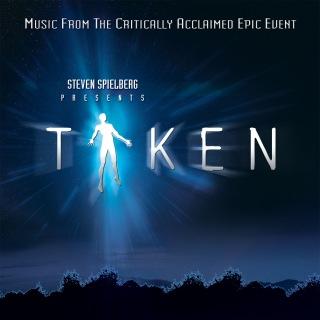 Music From Steven Spielberg Presents TAKEN (Reissue)