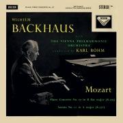 Mozart: Piano Concerto No. 27; Piano Sonata No. 11
