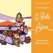 Conte pour enfants - Debussy: La boîte à joujoux