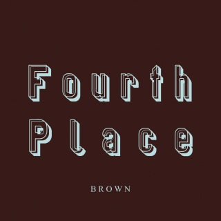 Fourth Place BROWN