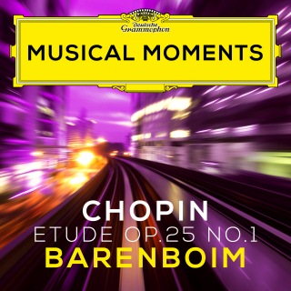 Chopin: Études, Op. 25: No. 1 in A Flat Major (Musical Moments)