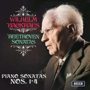 Beethoven: Piano Sonatas Nos. 1, 2, 3 & 4 (Stereo Version)