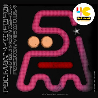 PAC-MAN 40th ANNIVERSARY COLLABORATION vol.1