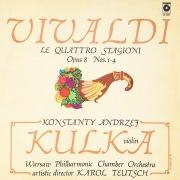 Vivaldi: Le quattro stagioni, Op. 8, Nos. 1-4