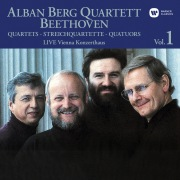 Beethoven: Complete String Quartets, Vol. 1 (Live at Vienna Konzerthaus, 1989)