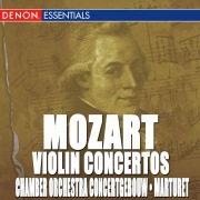 Mozart: Violin Concertos Nos. 1-5 & Rondos for Violin