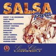 Línea Clásica Salsa Pura, Vol. 1