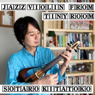 Jazz Violin From Tiny Room